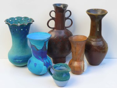 Made-to-order ceramic vessels