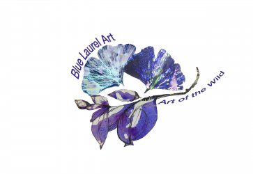 Blue Laurel Art